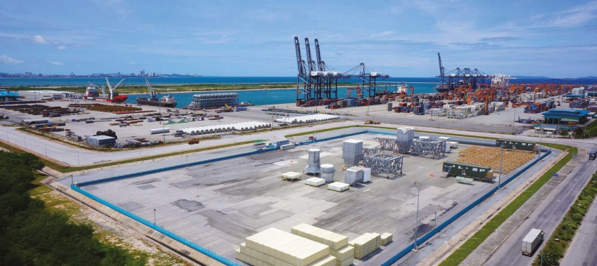 Warehousing and Storage - The Asian Marshalling Yard - CEA Project Logistics