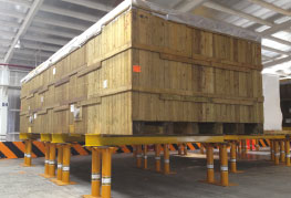 Warehousing and Storage - The Asian Marshalling Yard - CEA Project Logistics 5