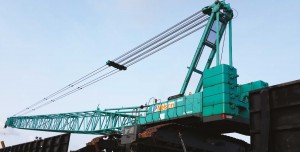 CEA Project Logistics - Crane Demobilization