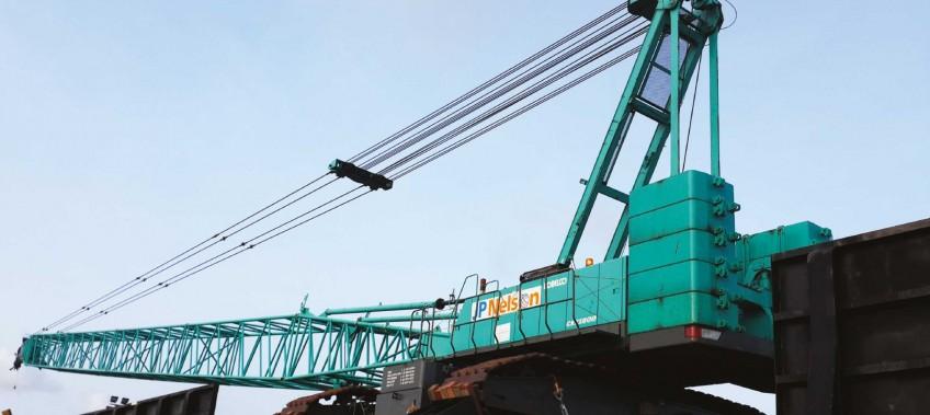 CEA Project Logistics - Crane Demobilization