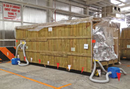 Quarantine Management - CEA Project Logistics 2