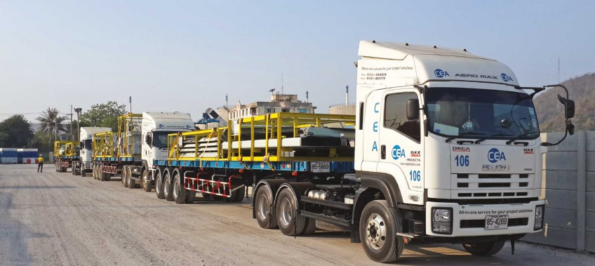 Heavy Transportation - CEA Project Logistics