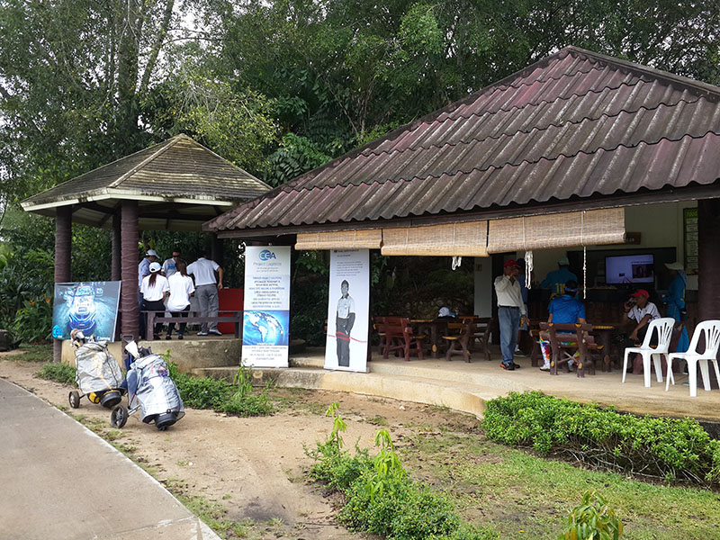 CEA Project Logistics Songkhla Golf Event photo