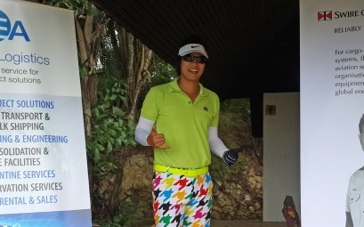 CEA Project Logistics Songkhla Golf Event