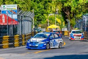 CEA Racing - TR Motorsport Bang Saen