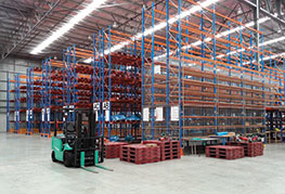 CEA Project Logistics Warehousing & Storage - Free Trade Zone 1 Warehouse and Racking