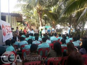 CEA Project Logistics CSR activity