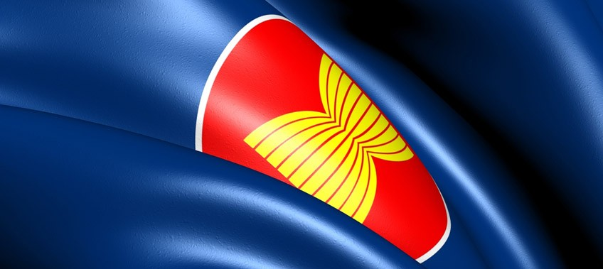 The ASEAN FLAG