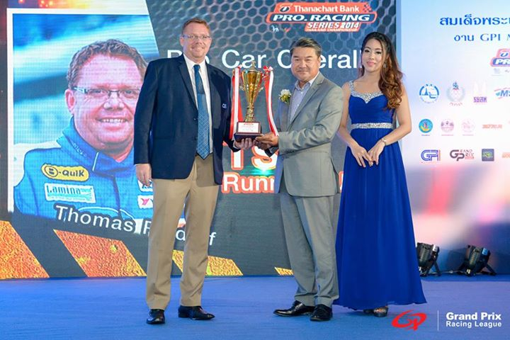 Thomas Raldorf TR Motorsport