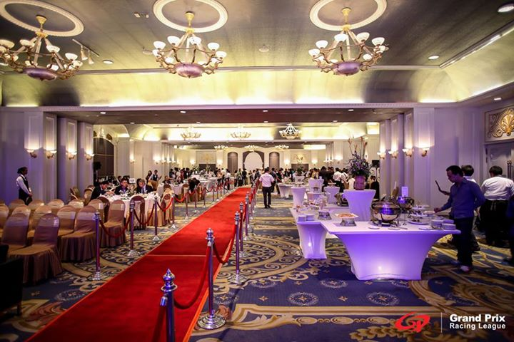 TR Motorsport Impact Arena awards dinner