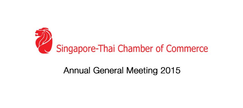 Singapore Thai Chamber of Commerce AGM