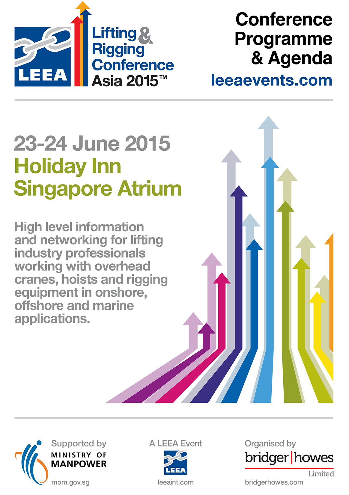 CEA Surelift at LEEA Conference Poster