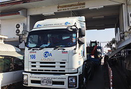 CEA Project Logistics - Cross-Border Transportation 1