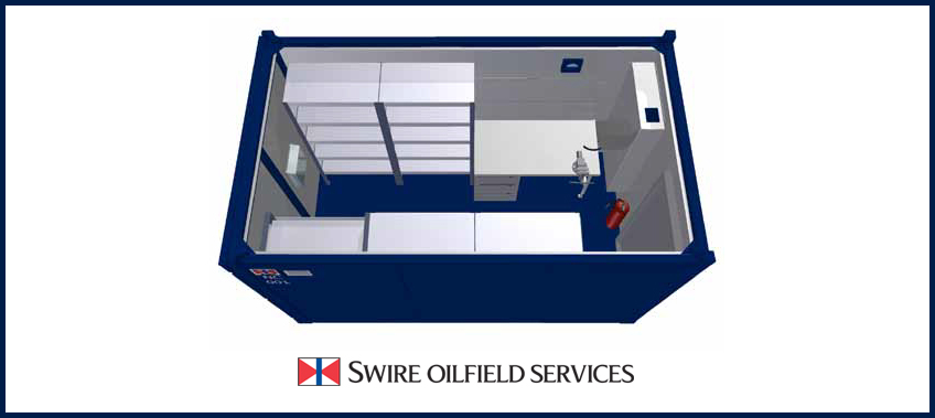 image of swire offshore office workshop