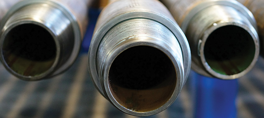 CEA Drill Pipe Storage And Transportation