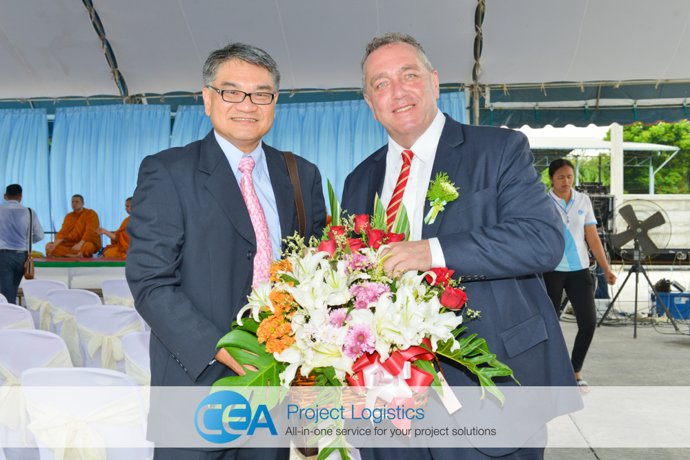 CEA Project Logistics Songkhla