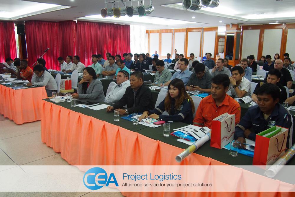 CEA Songkhla Swire Lloyd's Seminar