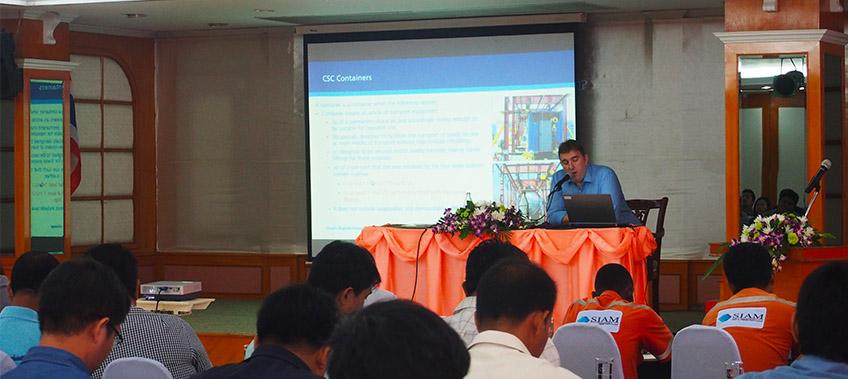 Cea Host Container Certification Seminar Cea Project Logistics