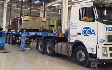 CEA Truck And Trailer