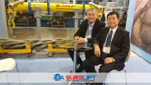 CEA Surelift Spreader Beam at Kormarine