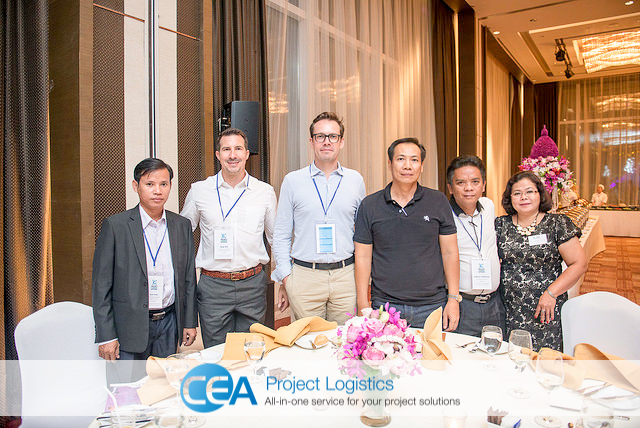 Project Cargo Network Conference 2015 Bangkok