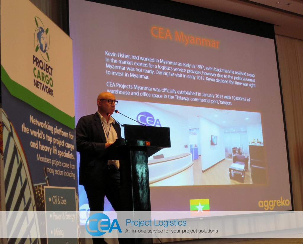 Project Cargo Network Conference