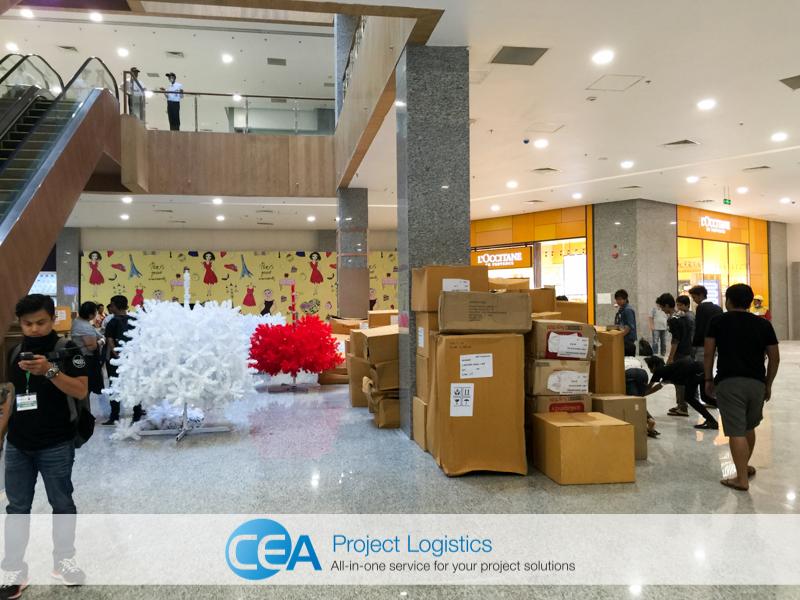 CEA Project Logistics Myanmar - Myanmar plaza