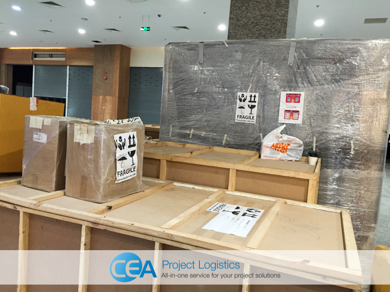 CEA Project Logistics Myanmar - Myanmar plaza