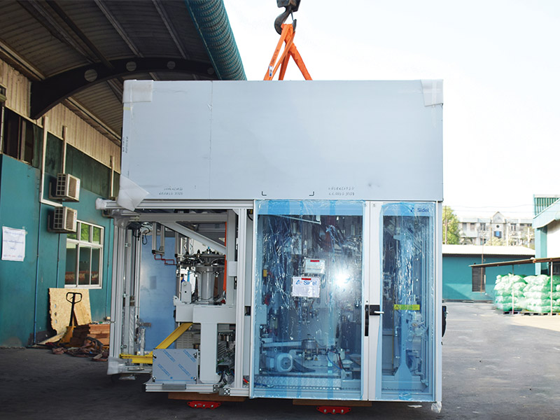 CEA Logistics Myanmar Bottle blower machinery