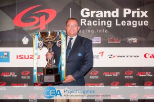 CEA Racing - TR Motorsport Thomas and Trophy