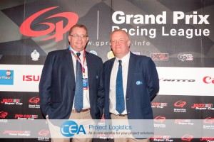 CEA Racing - TR Motorsport Thomas and Earl
