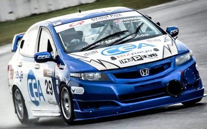 CEA Racing - TR Motorsport CEA Racing CAR Honda City