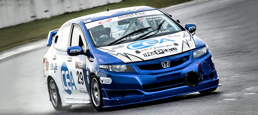 CEA Racing - TR Motorsport CEA Racing CAR Honda City