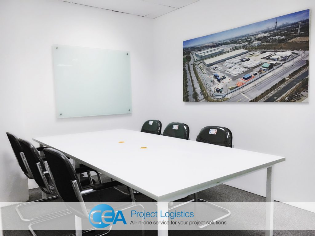 CEA Projects Vietnam Conference room