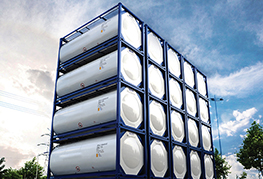 16 pharma chemicals iso tanks in storage - CEA Project Logistics
