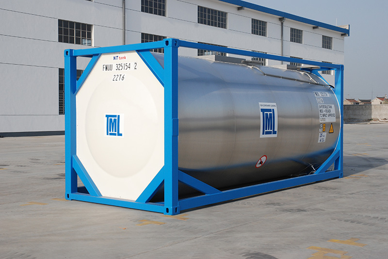 a Taylor minster leasing tank - industrial gas and liquids