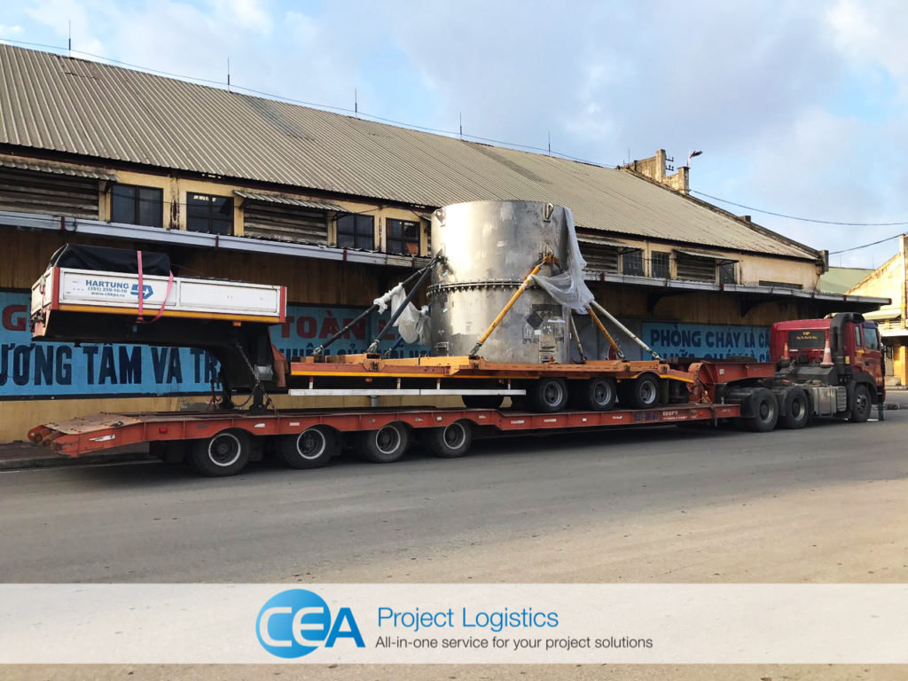 CEA Projects Vietnam Cross Border Transportation