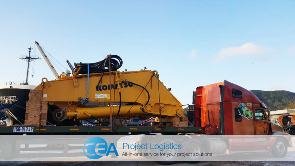 CEA Projects Vietnam Cross Border Transportation