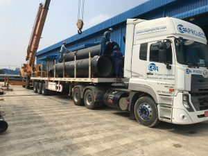 CEA Project Logistics Myanmar