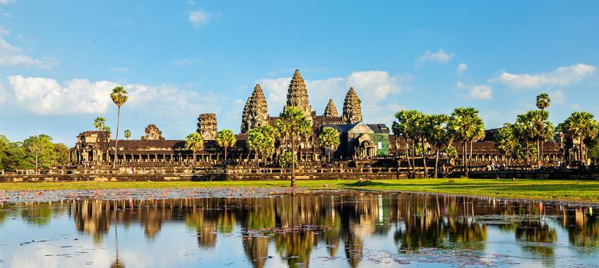 CEA Project Logistics - Cambodia