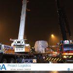 CEA Project Logistics - Radioactive Tank Movement -7