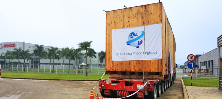 CEA Project Logistics Vietnam
