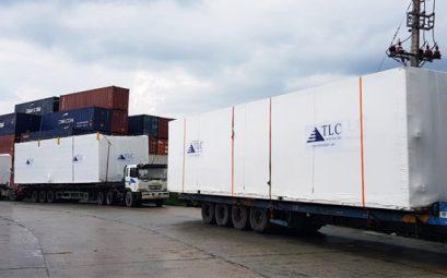 CEA Project Logistics Vietnam - Modular Transport